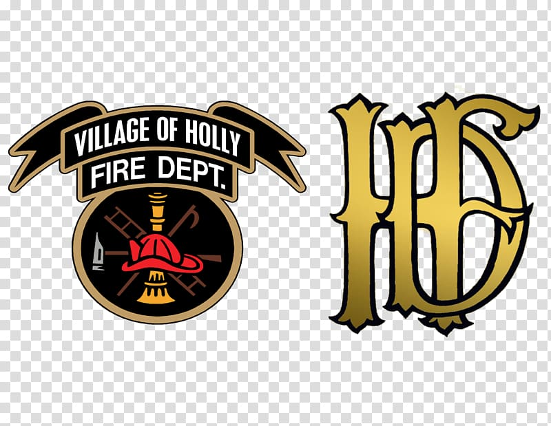 Village of Holly Fire Department Logo Chicago Fire.