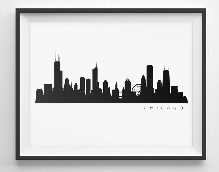 25+ best ideas about Chicago Skyline on Pinterest.