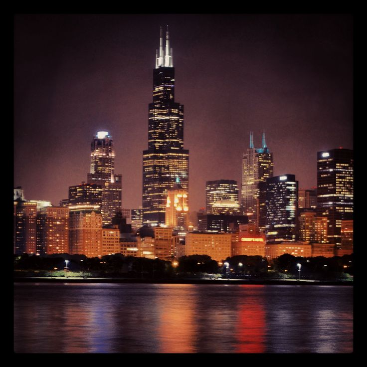 17 best ideas about Chicago Skyline on Pinterest.
