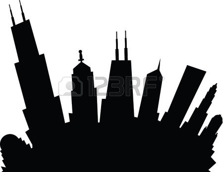 781 Chicago Skyline Stock Illustrations, Cliparts And Royalty Free.