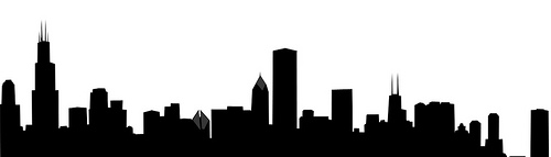 Building Clipart Chicago Skyline Clipart Gallery ~ Free Clipart Images.