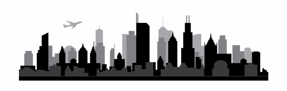 Png Freeuse Download Chicago Vector Transparent.