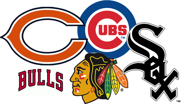 Free download Chicago Sports Logos Combined Your favorite.