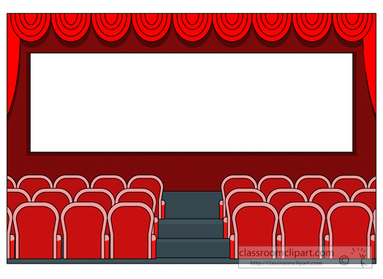 Theater clip art.