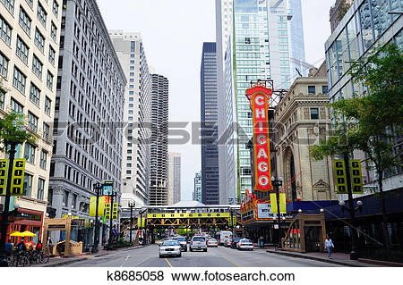 Pictures of Chicago Theatre k8685058.