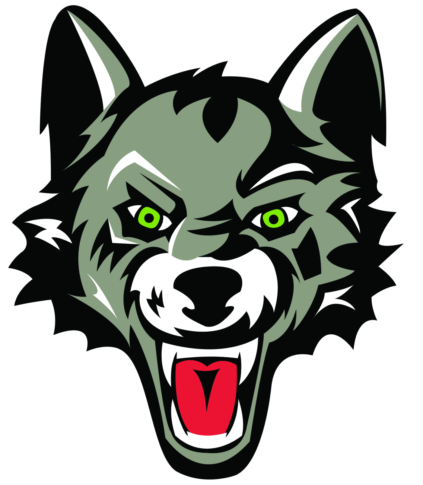 Updating the Chicago Wolves Logo.