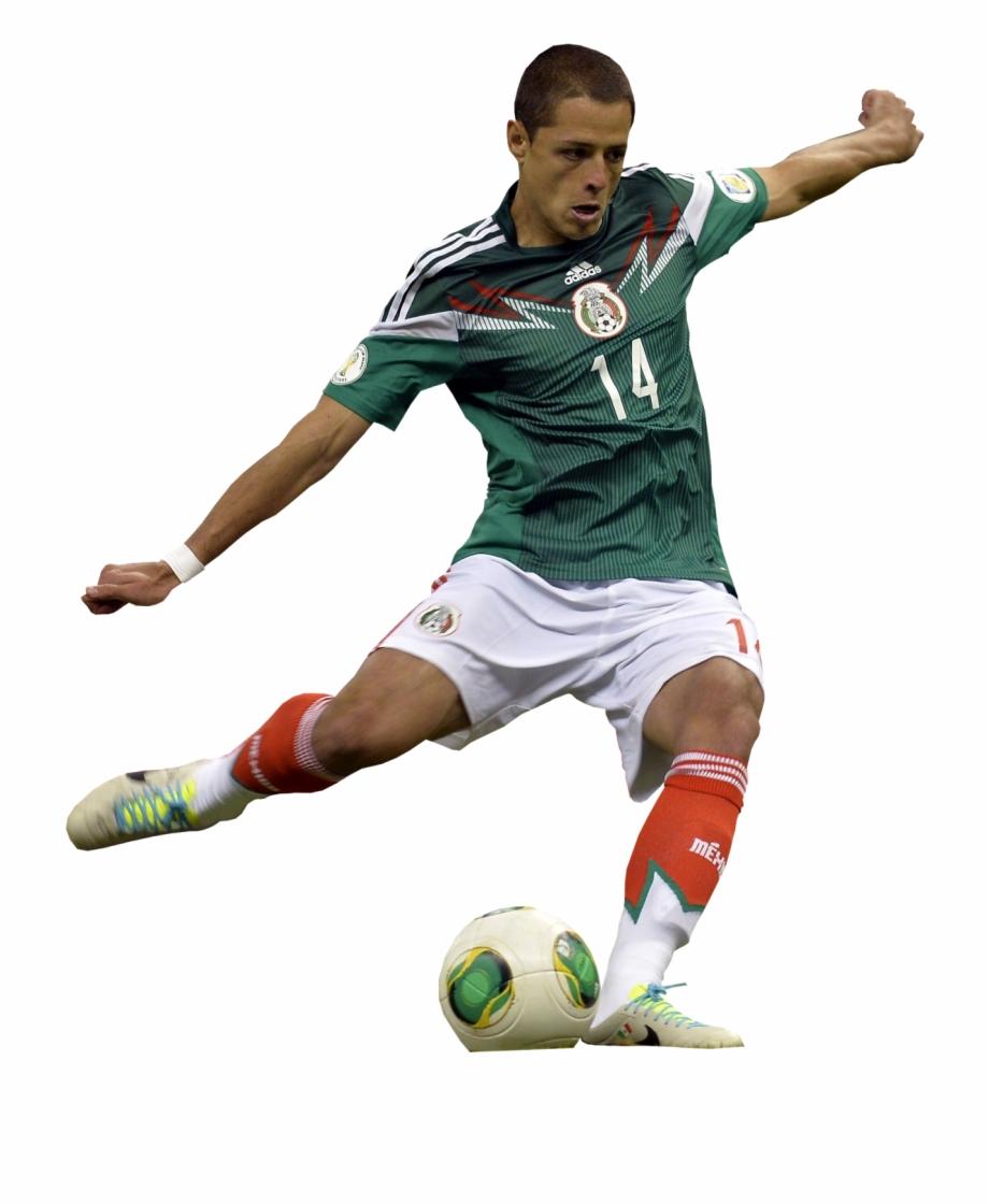 Chicharito Hernandez.