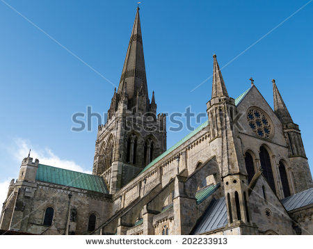 Chichester Stock Photos, Royalty.