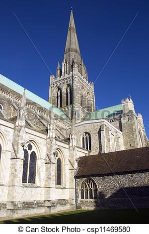 Pictures of Chichester in the sun.