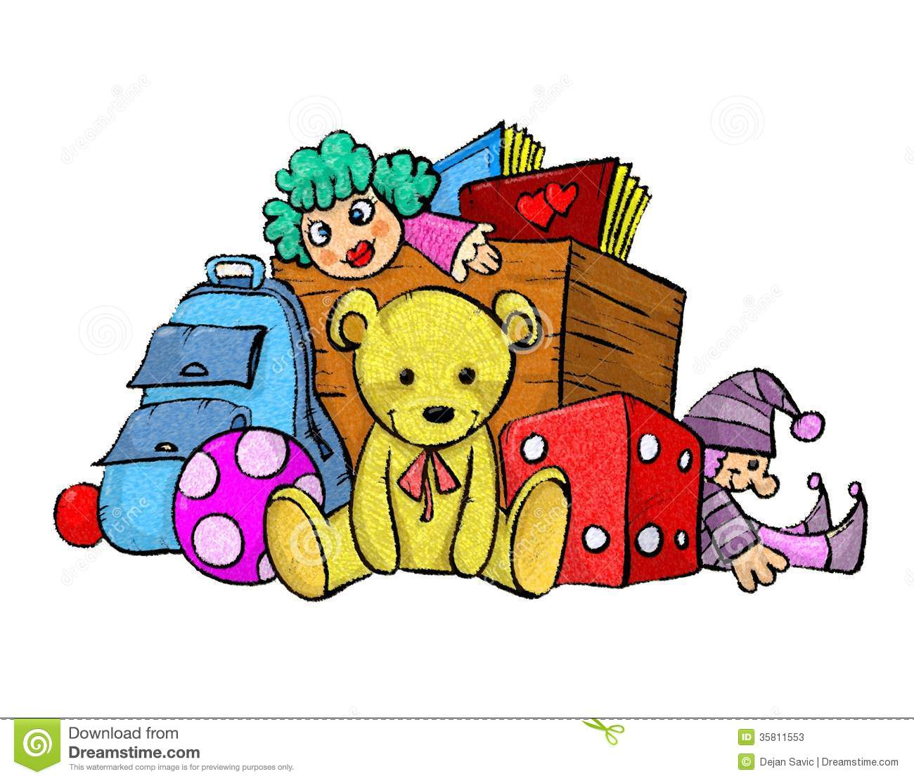 Toys clipart pictures clipart images gallery for free.