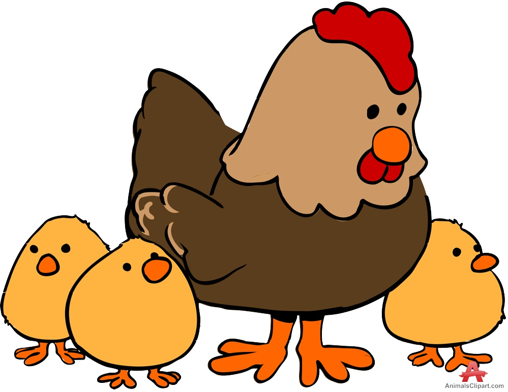 Hens clipart.