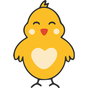 Chick clipart, cliparts of Chick free download (wmf, eps.