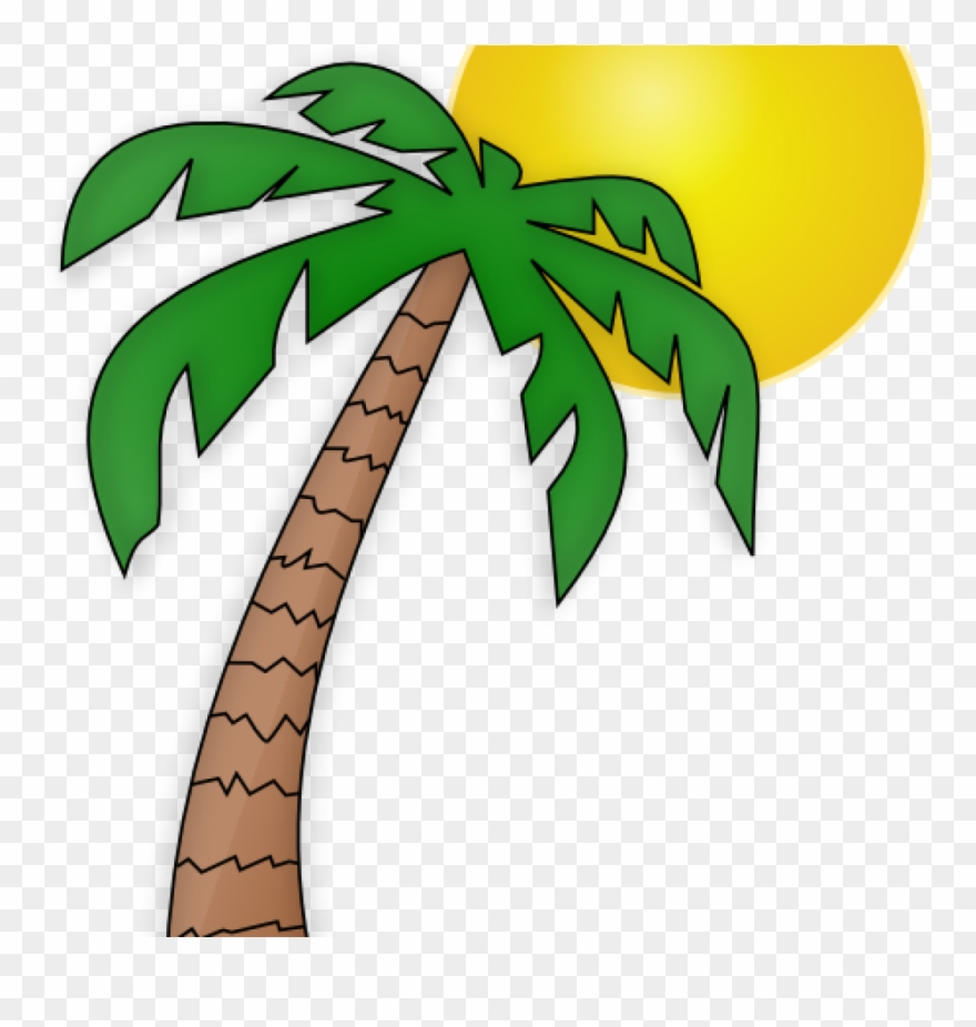 Palm Tree Clip Art Free Palm Tree Clip Art Transparent.