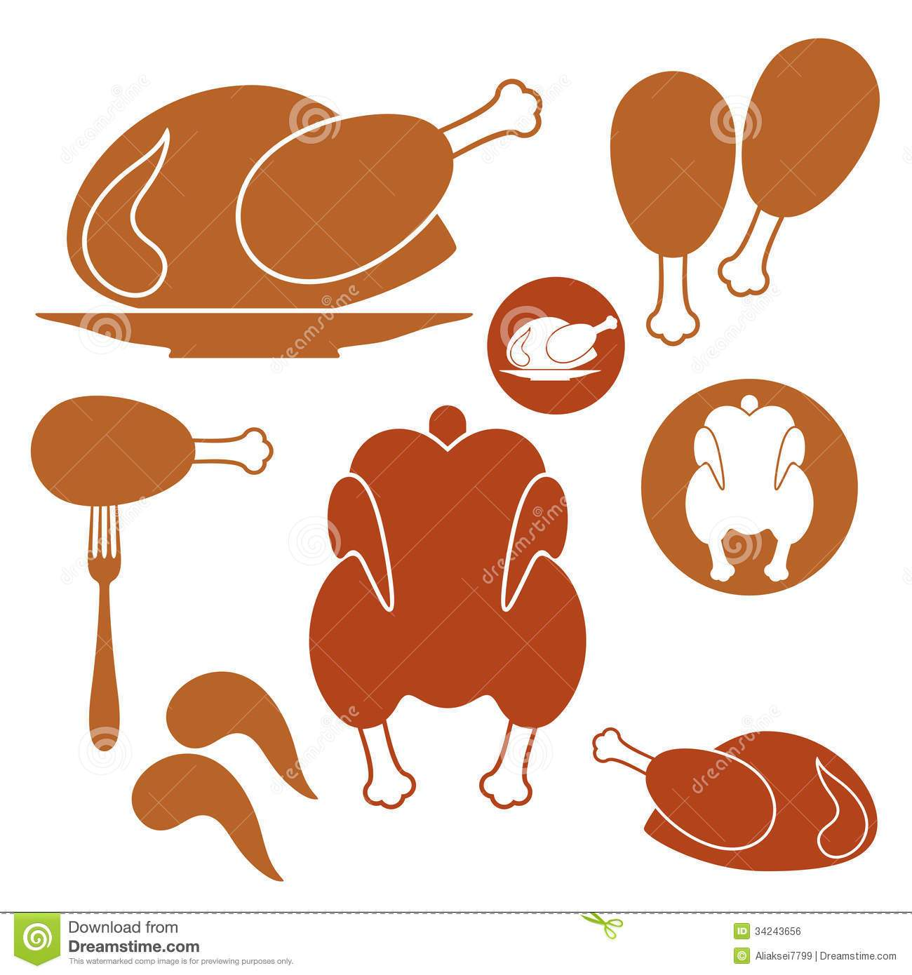 Chicken barbecue clipart 5 » Clipart Portal.