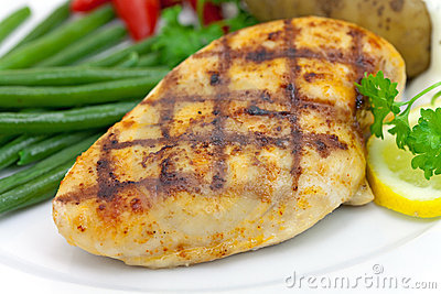 Uncooked Chicken Breast Stock Photos, Images, & Pictures.