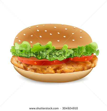 Chicken Sandwich Stock Photos, Royalty.