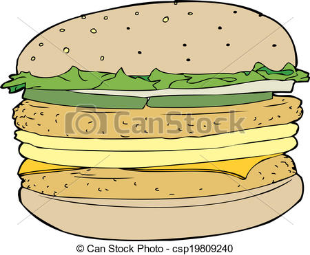 Chicken burger Illustrations and Clipart. 2,605 Chicken burger.