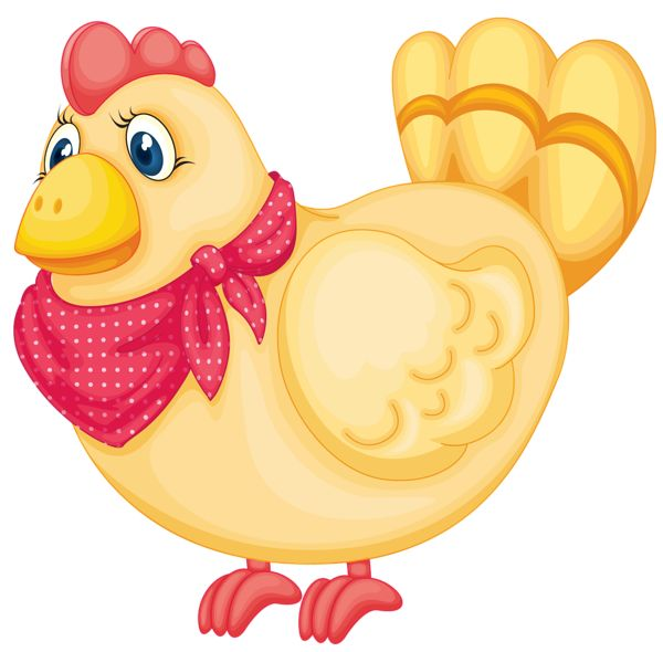 Chicken Clip Art Free Pictures.