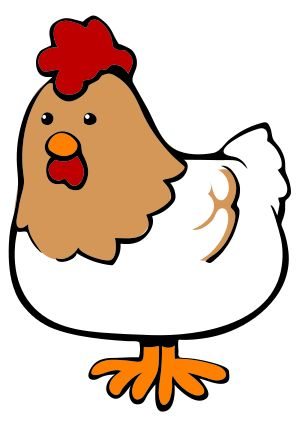 Free Chicken Clip Art Pictures.