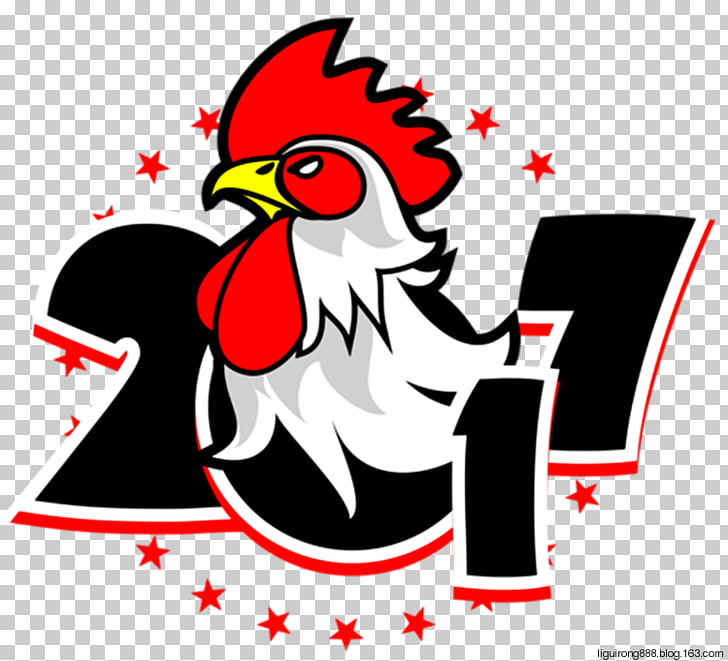 Rooster Chicken Logo 0, year of the rooster PNG clipart.