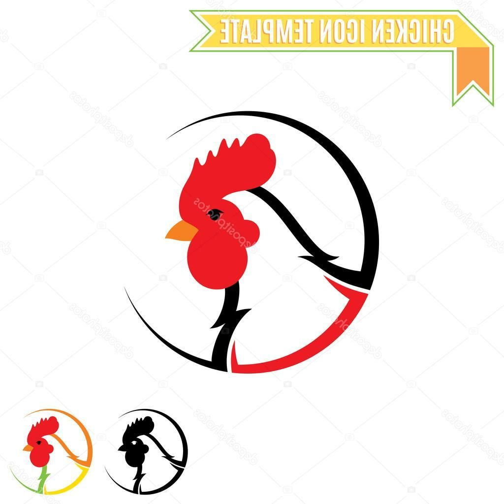 Best Chicken With Chicks Logo Vector Image » Free Vector Art.