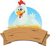 Chicken Coop Clip Art.