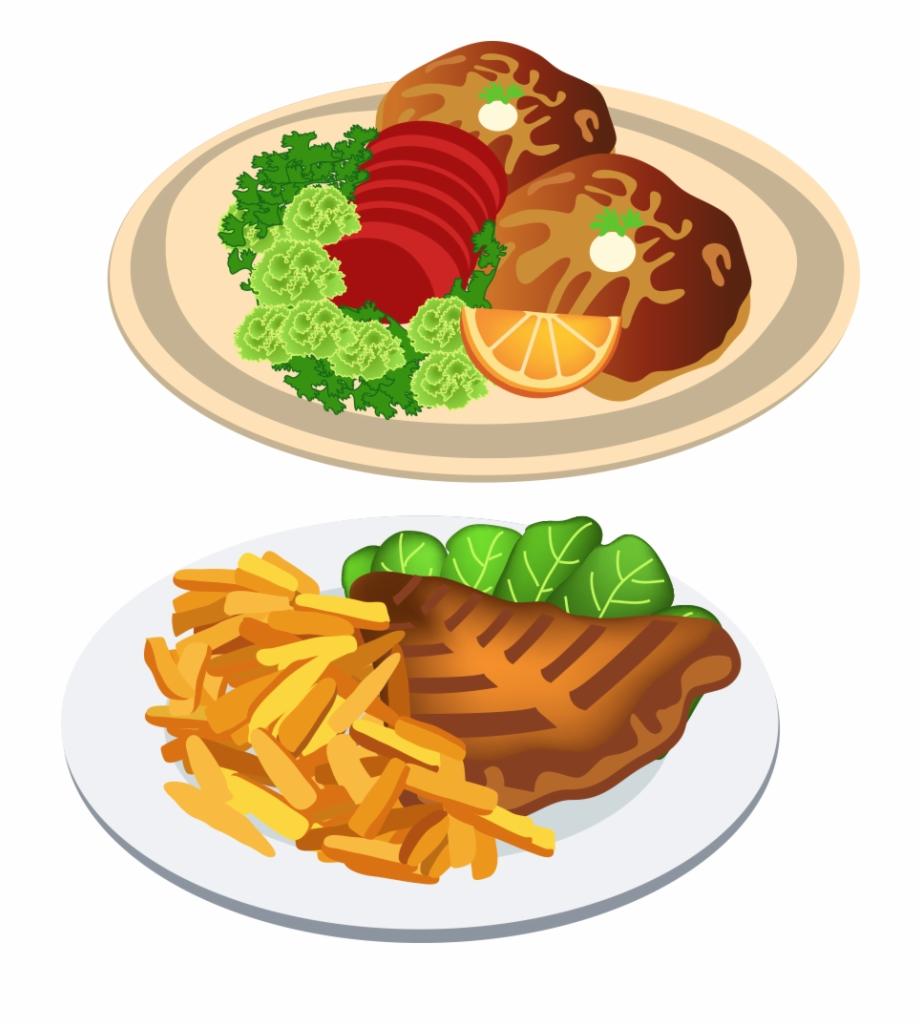 Chicken Dinner Clipart Png.