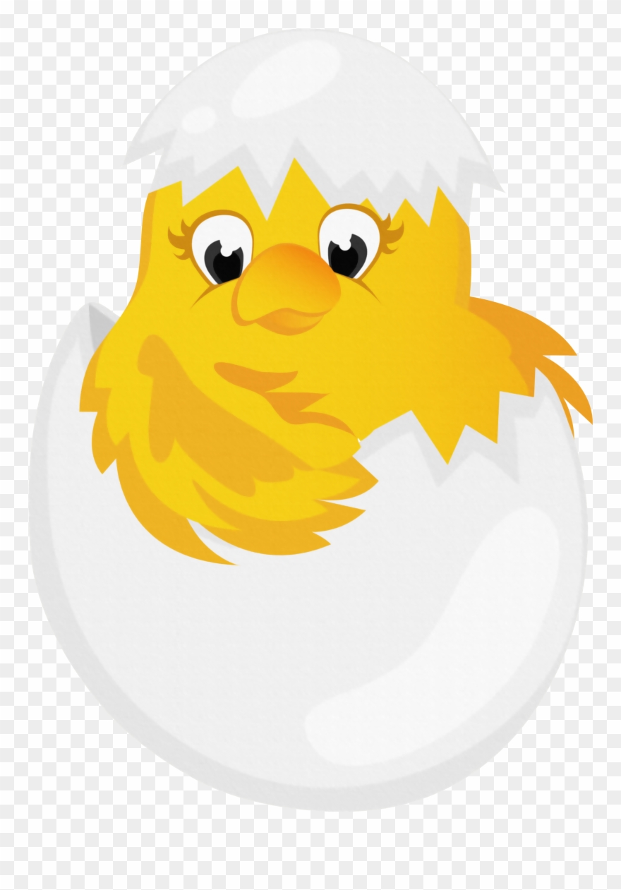 Chicken And Egg Transparent Clipart (#33255).