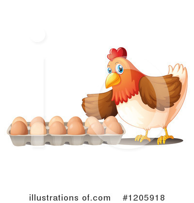 Chicken Egg Clipart #76589.