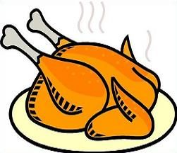 Free Chicken Food Clipart.