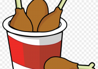Collection of Fried chicken clipart.