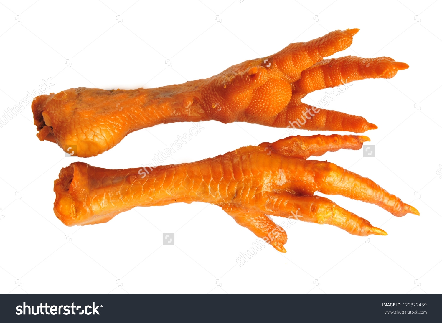 How To Boil Chicken Feet.
