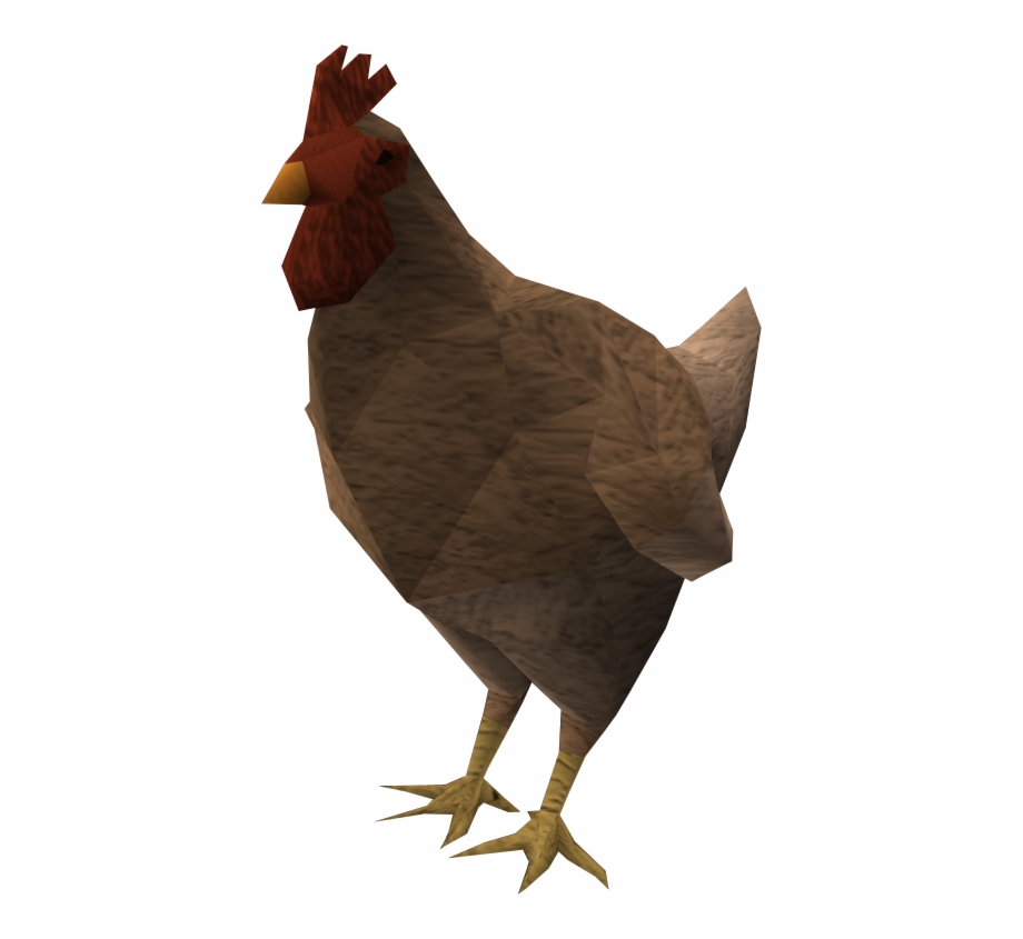 Brown Chicken Png Download Image.