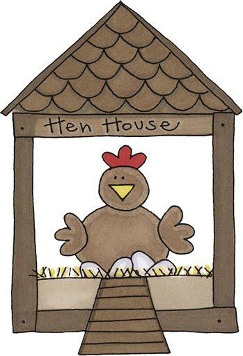 Chicken Coop Clipart & Chicken Coop Clip Art Images.