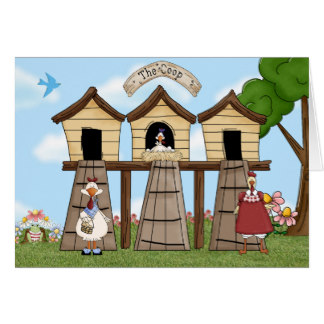 Chicken Coop Gifts on Zazzle.