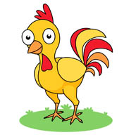 Free Chicken Clipart.