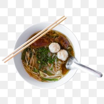 Noodle Soup PNG Images.