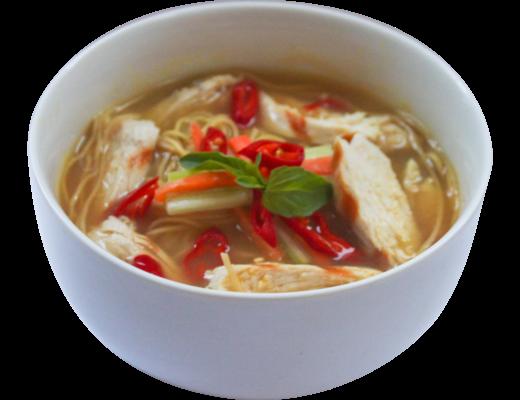 Chicken noodle soup png #43881.
