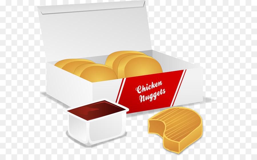 Chicken Nugget Background clipart.