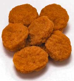 Chicken nuggets clipart free.