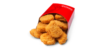 Which fast food restaurant has the best chicken nuggets?.