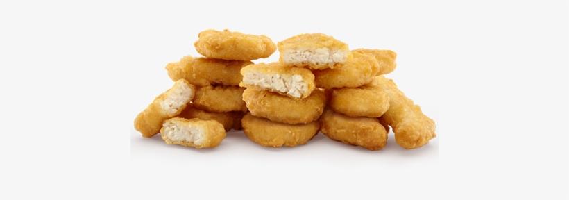 Mcdonalds Chicken Nugget Transparent.
