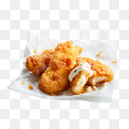 Chicken Nuggets PNG Images.