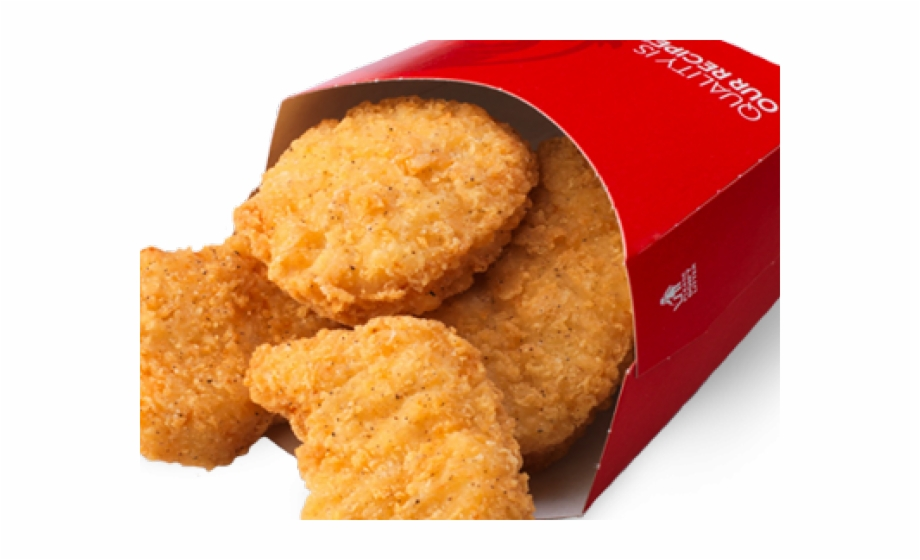 Draw Mcdonalds Chicken Nuggets Free PNG Images & Clipart Download.