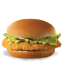 Chicken and Wraps: Fresh Fast Food Chicken Sandwiches and Wraps.