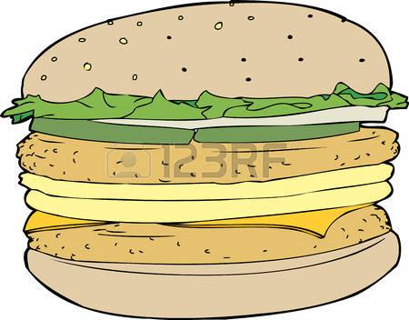 585 Hamburger Patty Cliparts, Stock Vector And Royalty Free.