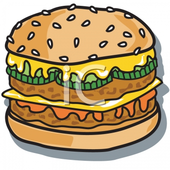 Burger Patty Clipart#2154618.