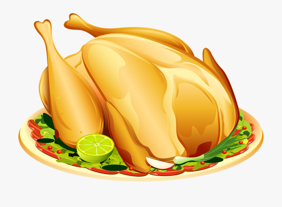Creative Chicken Rice, Food, Breakfast, Lunch Png Image.