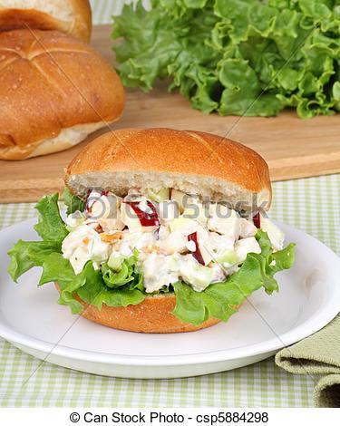 Chicken salad clipart 1 » Clipart Portal.