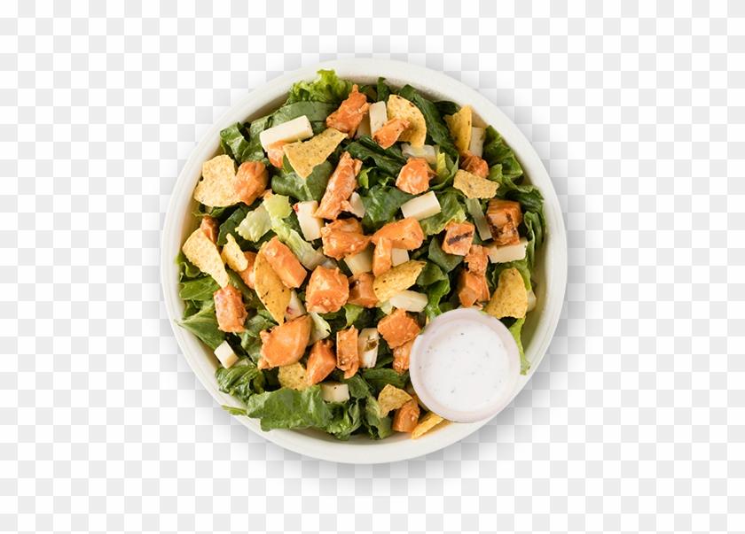 Js Menu Salads Buffalo Chicken Salad.